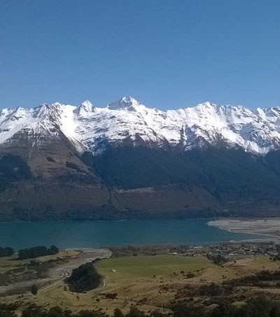 Glenorchy's Mountain Ranges One of the Most Beautiful Peaks
