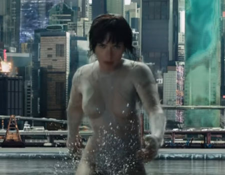Ghost In The Shell – Sneak Peek