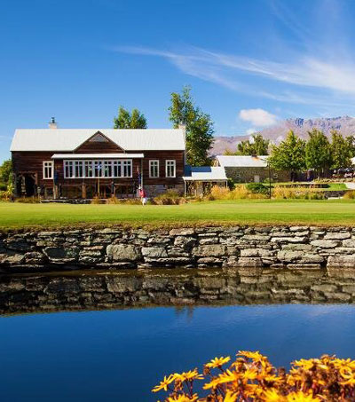 Millbrook Resort Named Best Golf Hotel in Oceania