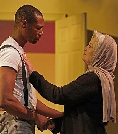 Lisa Harrow's Coriolanus Role Lauded