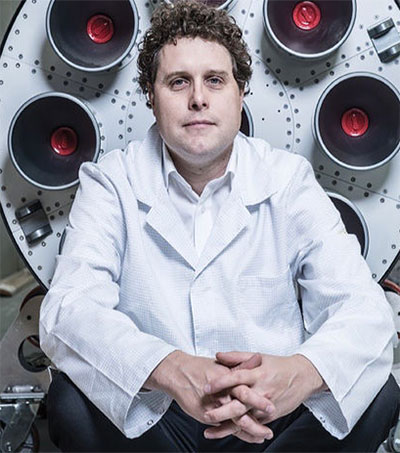 Rocket Lab's Peter Beck Building Business in Space