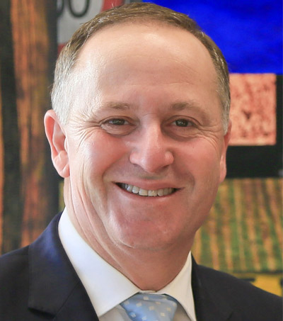 "John Key ""Played Hand Of Fate Exceptionally Well"""