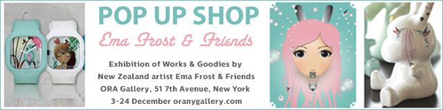 ORA Gallery Pop Up