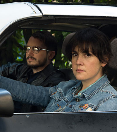 Melanie Lynskey Teams up with Elijah Wood