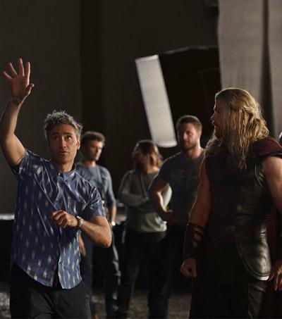 Taika Waititi Talks Thor: Ragnarok