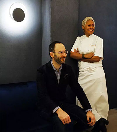 Monica Galetti's New Venture Mere About to Open
