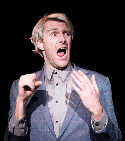 Trygve Wakenshaw Back for Mime Fun in Perth