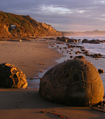 Moeraki Boulders Should Be On Your Bucket List