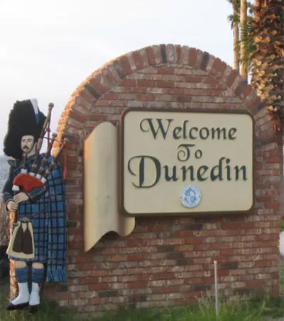 Dunedin's Big Scottish Heritage