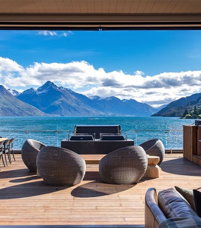 Inside NZ's $10,000-Per-Night Penthouse