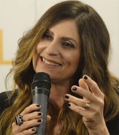 Niki Caro in Warsaw for Holocaust Biopic
