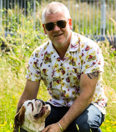 Forager Shane Harrison Finds Dinner in London