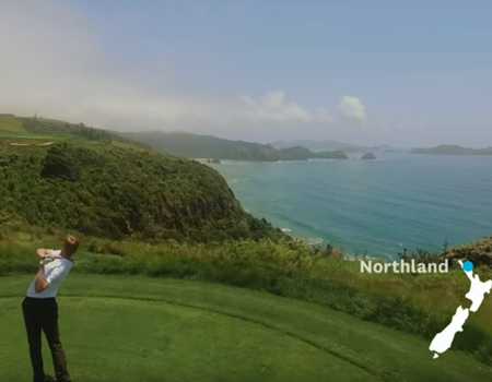 Golf Courses of Nature – New Zealand