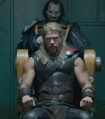 First Thor: Ragnarok Trailer Released