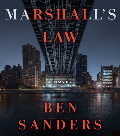 New Ben Sanders Novel an Engrossing Chase Story