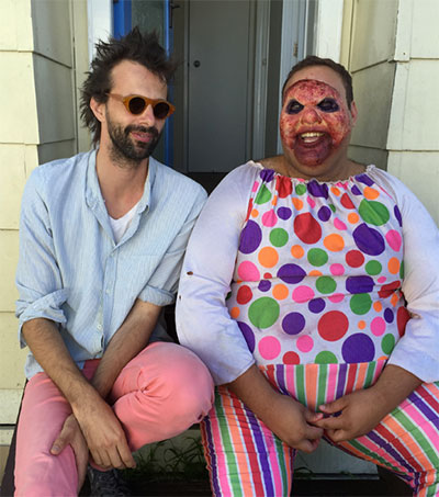 Filmmaker Florian Habicht Gets Spooked
