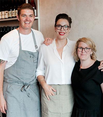 Chef Hayden McMillan Opens Etta on Lygon Street