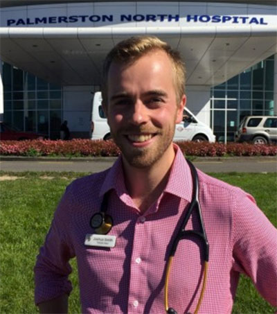 Palmerston North Med Student Heading to Yale