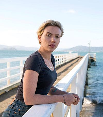 Wellington Gets the Scarlett Johansson Effect