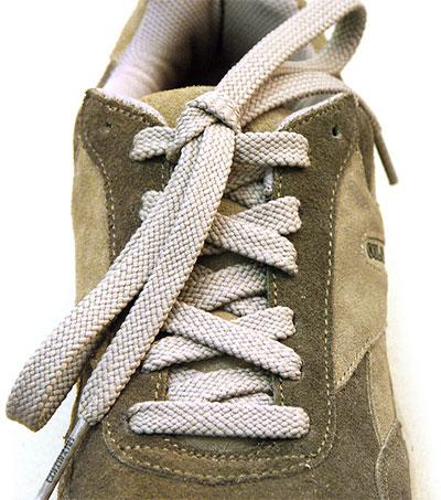 Shoelace Specialist Ian Fieggen Knots The Secure