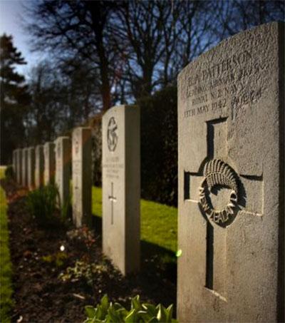 Scottish ANZAC Ceremony Remembers Fallen NZ Airmen