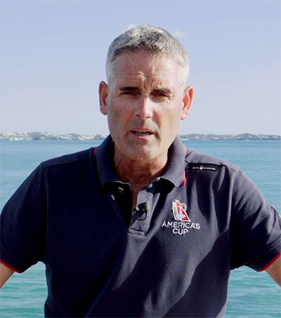 Russell Coutts on Transforming the America's Cup