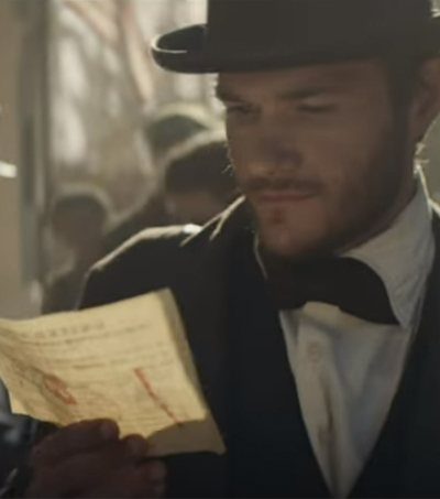 Rob Pearson Wins Wooden Pencil for Budweiser Commercial