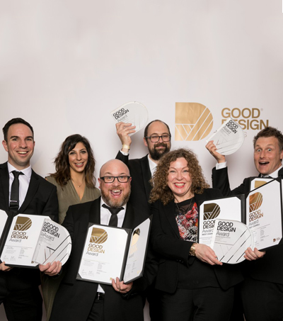 New Zealanders Win at Good Design Awards Australia