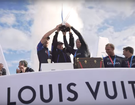 Emirates Team New Zealand to Challenge Oracle Team USA