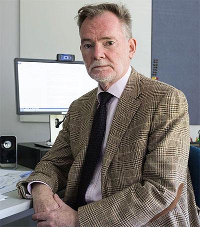 Crawford Falconer to Head Post-Brexit Deals