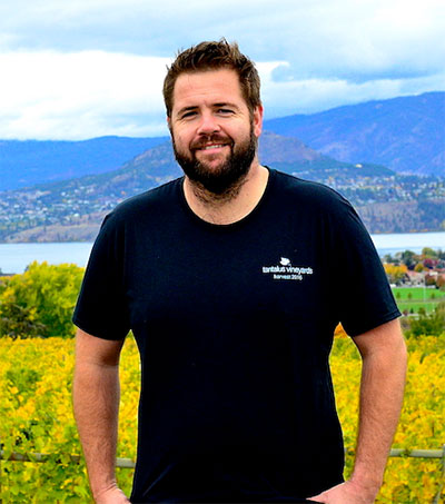 Winemaker David Paterson on the Rise of BC Grapes