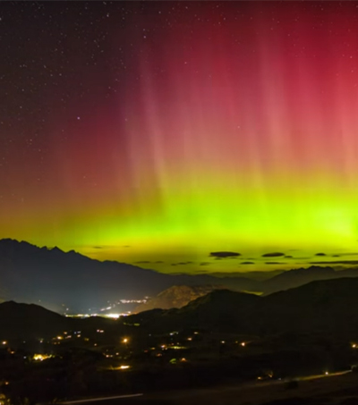 Queenstown One of the Best Places to See Southern Lights
