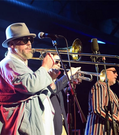 Fat Freddy's Drop Can't Seem to Tour Enough