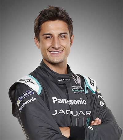 Racer Mitch Evans Hits NY for ePrix