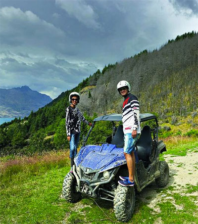 Adventure Calls in Queenstown