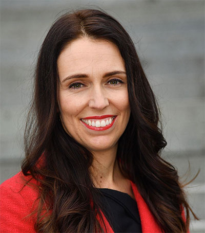 Politician Jacinda Ardern Enjoys Rapid Rise