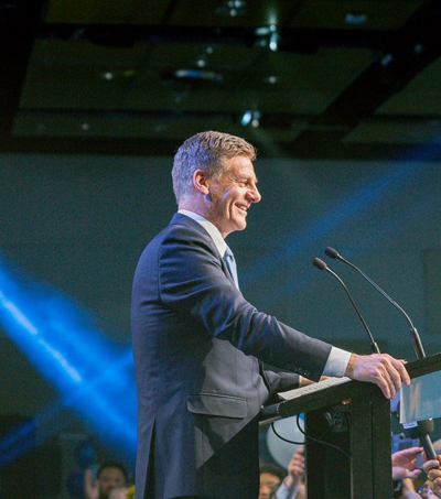 EDGE #283: Kiwis in Spotlights: Bill English, Jacinda Ardern, Matt Lambert, Miranda Harcourt + Maori Moana ++  more