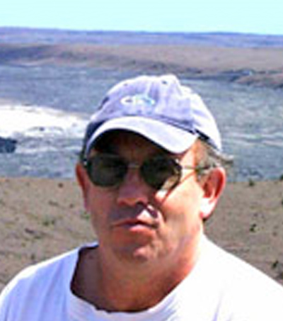'Giant Of Volcanology' Bruce Houghton Wins World Honour