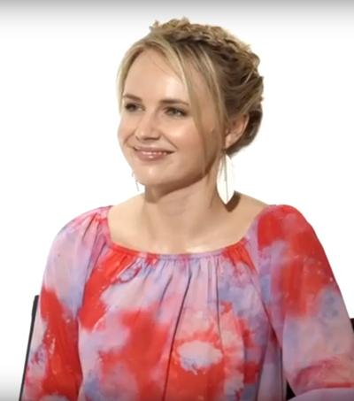 Kimberley Crossman To Star in Showtime's 'SMILF'