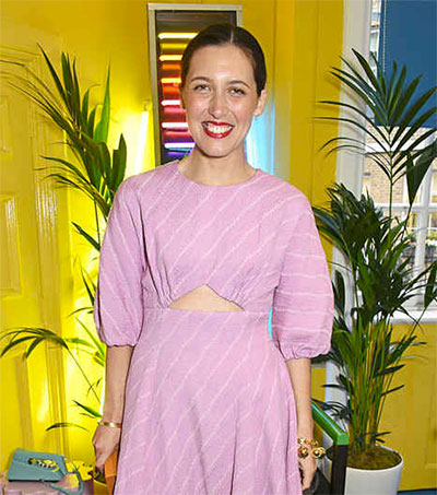 Emilia Wickstead Shares Royal Wardrobe Secrets