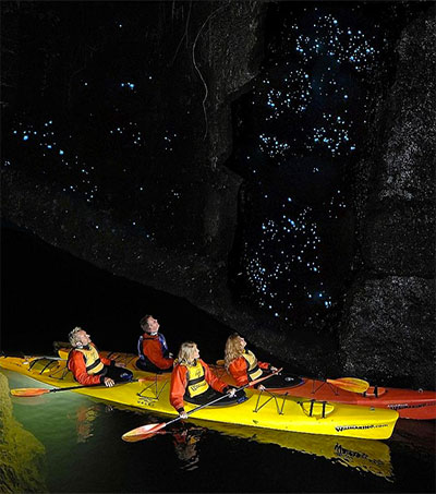 Destination Tauranga for Surreal Kayak Adventures