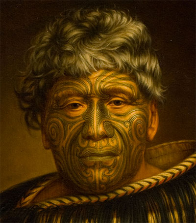 Lindauer Portraits on Show in San Francisco