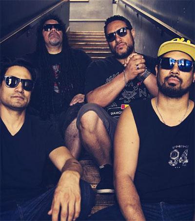 Legendary Reggae Stars Katchafire Play Sydney