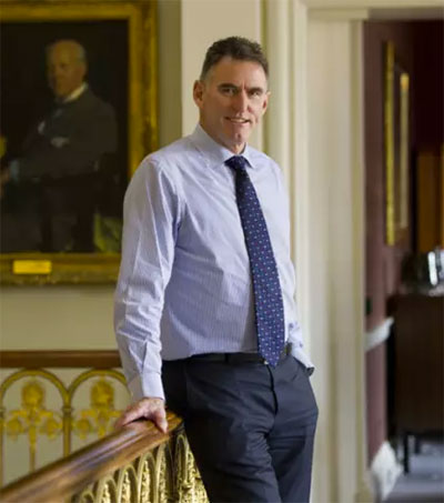 Interview With RBS Chief Ross McEwan