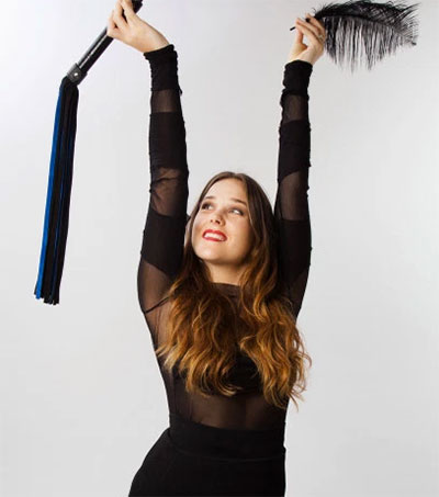 New Zealand's Very Own Sex Witch Shaney Marie