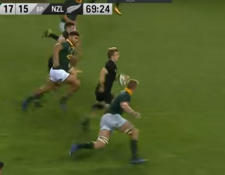 All Blacks Vs South Africa Highlights