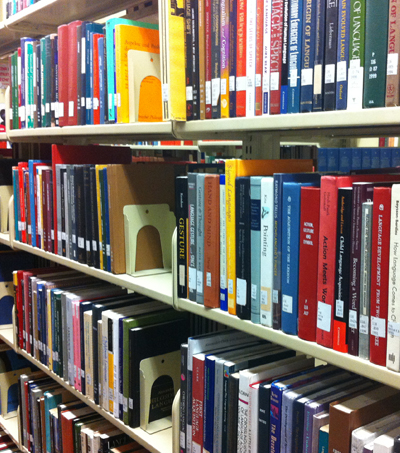 Library Solves Mystery of Missing Books