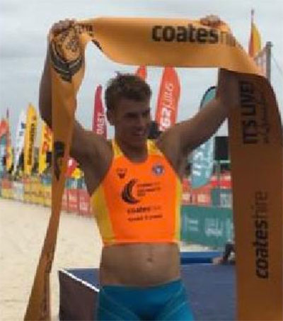 Ben Cochrane Wins Ironman on Gold Coast