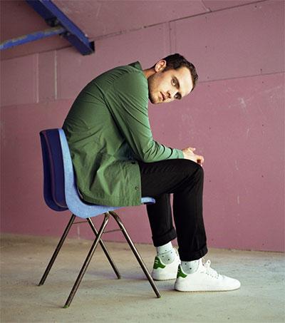 Musician Jordan Rakei in Perpetual Transition