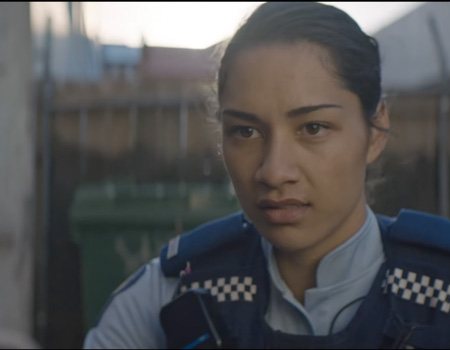 Freeze! NZ Police Recruitment Clip